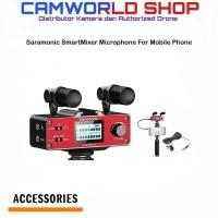 Saramonic SmartMixer Audio & Video Microphone For Mobile Phone