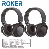 Headset Roker Monster Bluetooth Earphone Bando Roker Wireless