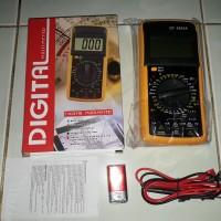 Multitester / Multimeter / Avometer DIGITAL DT-9205A DT9205A