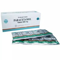 PARACETAMOL.500MG/STRIP