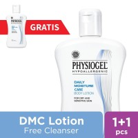 Physiogel Daily Moisture Care Lotion 200ml GRATIS Cleanser 60 ml