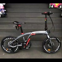 Sepeda Lipat pacific Noris New 2.1 20,inch