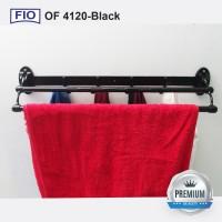 Rak Handuk FIORENTINO OF4120 BLACK