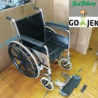 kursi roda standar second,seken,bekas