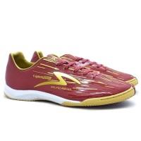 Specs Accelerator Lightspeed Reborn IN (Sepatu Futsal) - Maroon Red