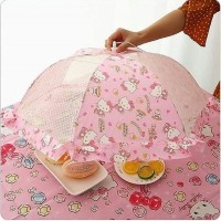 tudung saji hello kitty