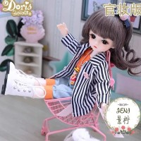 Boneka BJD Recast Doris 2 / Boneka BJD / Boneka Cantik / Boneka Lucu