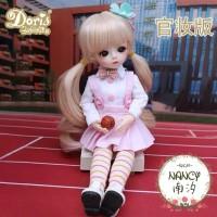 Boneka BJD Recast Doris 1 / Boneka BJD / Boneka Cantik / Boneka Lucu