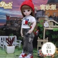 Boneka BJD Recast Doris 3 / Boneka BJD / Boneka Cantik / Boneka Lucu