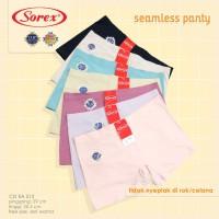 CD Short Seamless Sorex 512 - CD Boxer Seamless Sorex tanpa jahitan