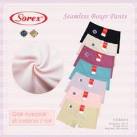 CD Short Seamless Sorex 513 - CD Boxer Seamless Sorex tanpa jahitan