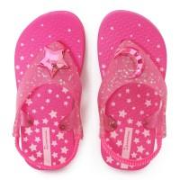Ipanema Baby Flip Flop & Sandal Bayi - Sonhos Baby Pink/Pink Glitter