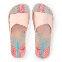 Ipanema Ladies Flip Flop & Sandal Wanita - Fresh Print Fem Pink/Pink/B