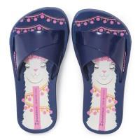 Ipanema Kids Flip Flop & Sandal Anak - Fresh Print Kids Blue/Beige