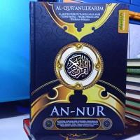 an nur al quran perkata A4