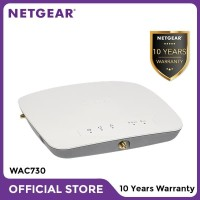 Netgear WAC730 Business 3 x 3 Wireless Access Point Garansi 10 Tahun