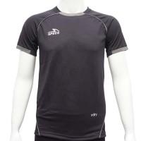 Specs Nexus Jersey (Kaos Olahraga) - Black/Grey