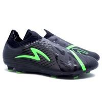 Specs Accelerator Slaz Elite FG (Sepatu Bola) - Black/Green Gecko