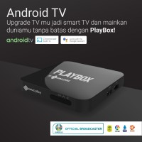 Android TV PLAYBOX Entry Pack by MNC Play
