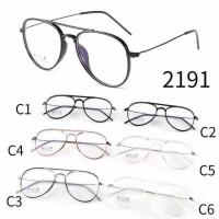 Frame kacamata TR 2191 Aviator lentur UNISEX minus plus silinder