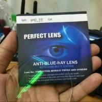 Lensa blueray lensa antiradiasi khusus depan pc/hp