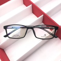 Frame kacamata pria wanita Rodenstock 72089 minus plus silinder
