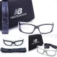Kacamata olahraga kacamata basket kacamata new balance pria wanita