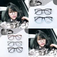 Frame kacamata wanita big square Kenedy