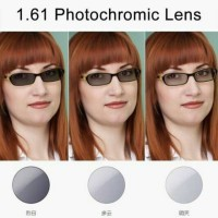 Lensa photochromic grey