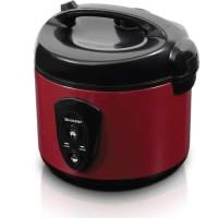 Sharp Rice Cooker 1.8 Liter Red KSN18MG RD