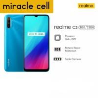 Realme C3 3/32 garansi resmi