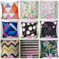 Sarung Bantal Sofa/Cushion 70X70cm