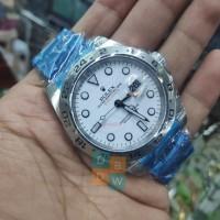 Jam tangan Pria premium automatic Rolex explorer