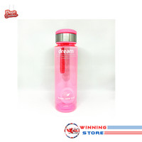 Botol Air Minum Sporty DREAM 1 Liter - Botol Minum Dream 1000ml