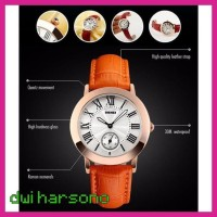 Ready Jam Tangan Pria Skmei Woman Fashion Watch 1083 Water Resistant