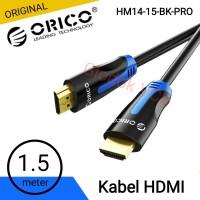Kabel HDMI 1.5M Orico HM14-15 Versi 1.4 1.5 meter