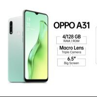 Oppo A31 4/128 garansi resmi