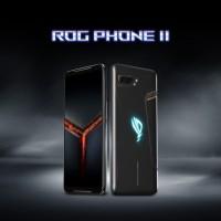 Asus ROG Phone 2 [12+512GB] - Garansi Resmi