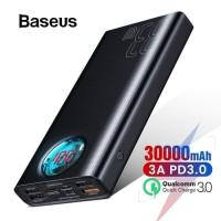 BASEUS AMBLIGHT FAST CHARGING POWER BANK 30000MAH 33W PD3.0 QC3.0