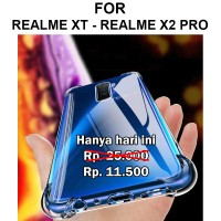 Anti crack case Real Me Realme XT - X2 Pro softcase casing cover tpu