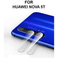 Tempered Glass Huawei Nova 5T anti gores pelindung kamera kaca CAMERA