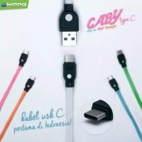 kabel data type c 2 meter hippo