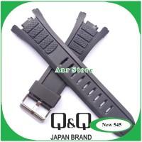 Tali Jam Tangan Q&Q QnQ M131 M-131 M 131 Hitam
