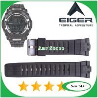 Tali Jam Tangan Eiger iyw0080 iyw80 Ls80 Ls 80 Hitam