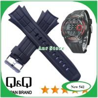 Tali Jam Tangan Q&Q M075 M-075 M 075