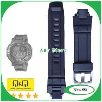Tali Jam Tangan Q&Q QnQ M-150 M-152 M150 M152 Termurah