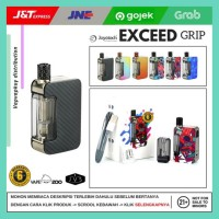 Grosir Pod Joyetech Exceed Grip Kit Authentic Vapor