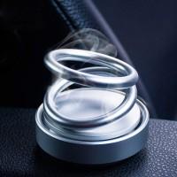 Parfum Minyak Wangi Natural Desain Annular Modern untuk Mobil /