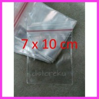 Ready Plastik Klip Uk 7X10 Plastic Clip Seal Zipper Bag Sealer Ziplock