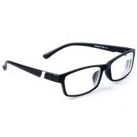 Xojox Kacamata Rabun Jauh Lensa Minus 1.5 - CJ070 - Black